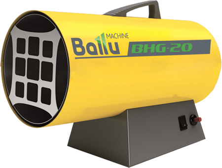 Газовая тепловая пушка Ballu BHG