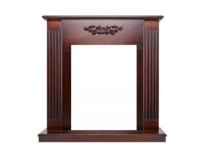 Портал Lumsden махагон коричневый антик