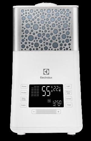 Увлажнитель ультразвуковой Electrolux EHU-3715D белый
