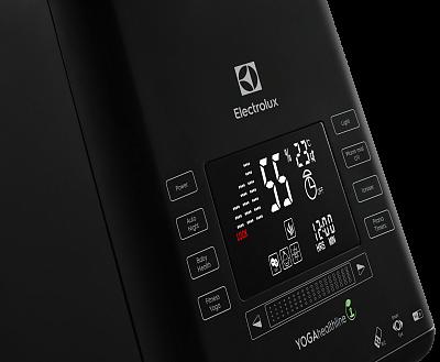 Увлажнитель ультразвуковой Electrolux EHU-3810D черный YOGAhealthline