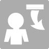 2-х зонный датчик Intelligent Eye Определяет, в какой части помещения находятся люди, и направляет поток воздуха в сторону от них. Если они находятся в обеих зонах, то воздух будет направляться вертикально вниз при нагреве, вдоль потолка - при охлаждении. При отсутствии людей кондиционер будет переведен в энергосберегающий режим (до 30%) и обеспечит повышенный комфорт