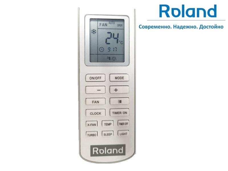 Пульт ДУ сплит-системы Roland серии Champion