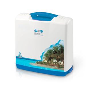 Raifil QM-80-BP (AM-100), 5-ти стадийная система очистки воды с насосом