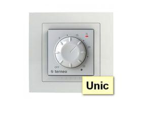Терморегулятор terneo rol unic цвет белый