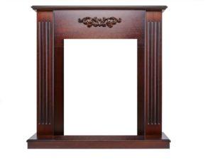 Портал Lumsden от Royal Flame махагон коричневый антик