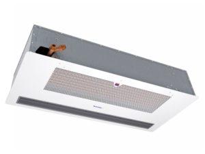 Потолочная тепловая завеса серии 300W