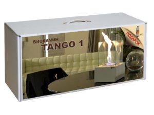 Набор с биокамином TANGO 1 черный, биотопливом(1шт.х1.5л.), зажигалкой