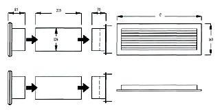 komplekt-vozdukhovodov-dlya-35t-s-filtrom-i-alyuminievymi-reshetkami